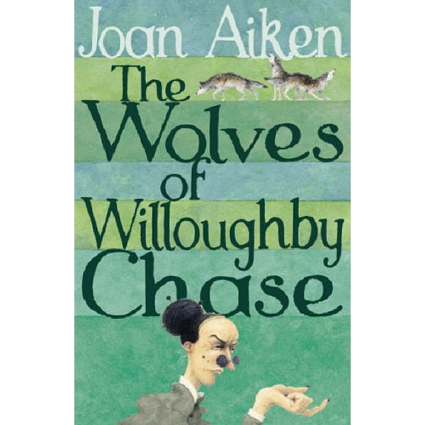 The Wolves Of Willoughby Chase by Joan Aiken (Paperback, 2004)