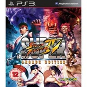 Super Street Fighter IV Arcade Edition Game PS3