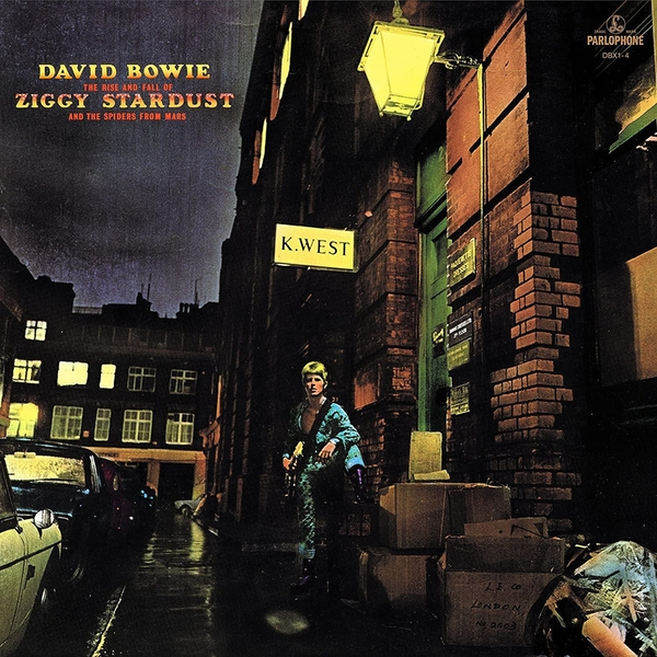 David Bowie - The Rise And Fall Of Ziggy Stardust And The Spiders From Mars Limited Edition Gold Vinyl