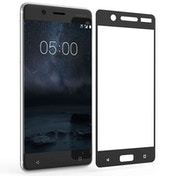 Nokia 5 Tempered Glass Screen Protector - Black Edge