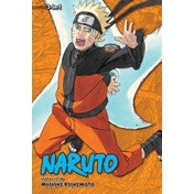 Naruto (3-in-1 Edition), Vol. 19 : Includes Vols. 55, 56 & 57 : 19