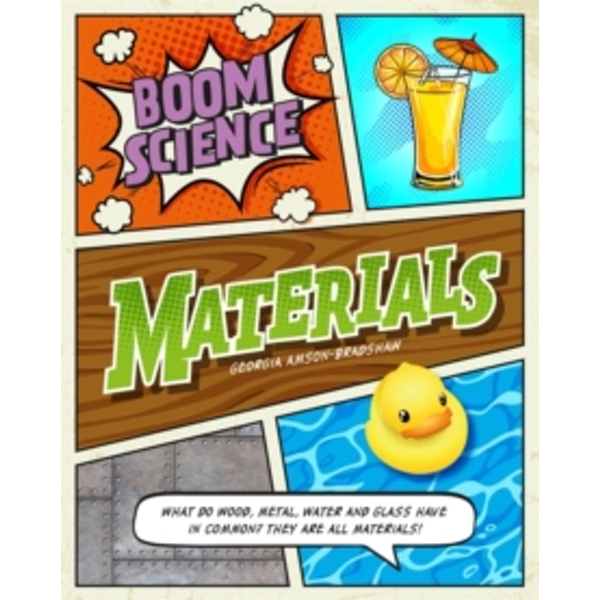 BOOM! Science: Materials