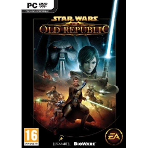 Star Wars The Old Republic Game PC