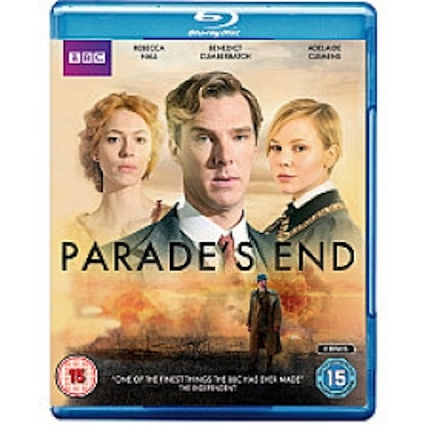 Parade's End Blu-ray