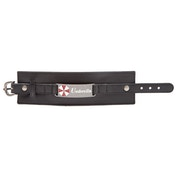 Capcom Resident Evil Umbrella Corporation Logo Metal Plate Wristband - Black