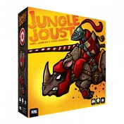 Jungle Joust Board Game