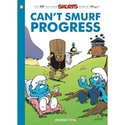 The Smurfs 23 Can't Smurf Progress Hardcover