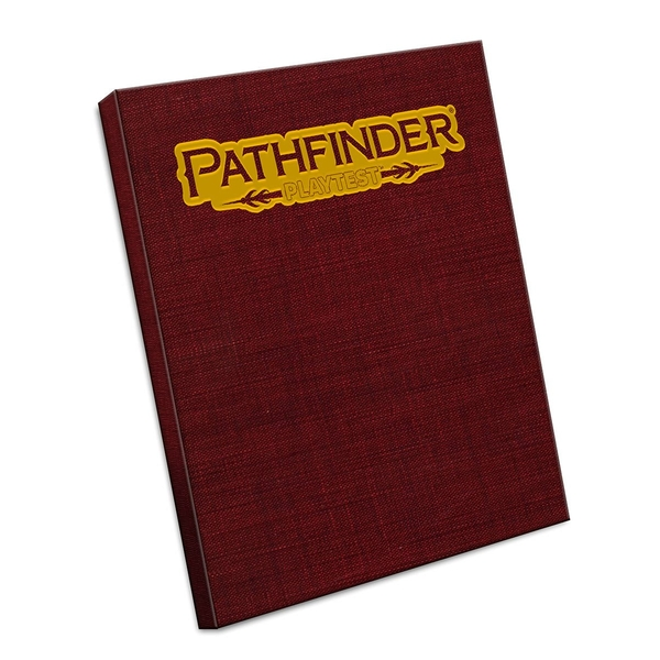 Pathfinder RPG 2nd Edition : Playtest Rulebook (Special Edition)