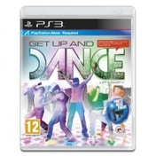 Playstation Move Get Up And Dance Game PS3