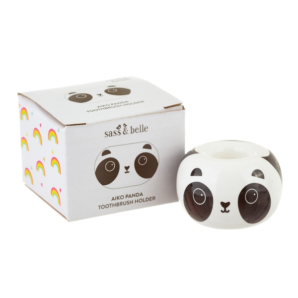 Sass & Belle Aiko Panda Kawaii Friends Toothbrush Holder