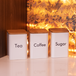 Kitchen Canister Set | M&W 3 Piece - Image 2