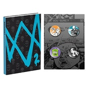 Watch Dogs 2 II Hardcover Strategy Guide