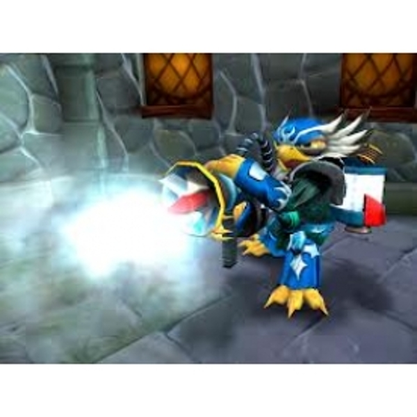 Lightcore Jet-Vac (Skylanders Giants) Air Character Figure - Image 3