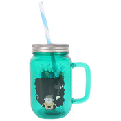 Jungle Adventure Drinking Jar