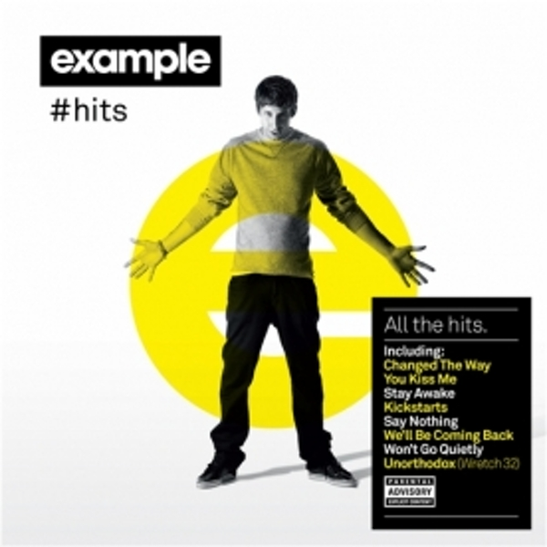 Example - #Hits CD