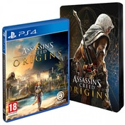 Assassin's Creed Origins + Steelbook PS4 Game