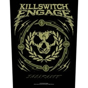 Killswitch Engage - Skull Wreath Back Patch