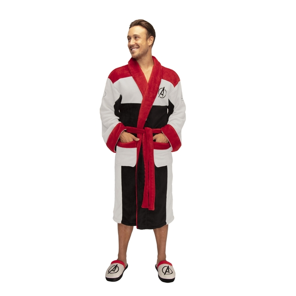 Marvel Avengers Endgame Quantum Suit Bathrobe (Dressing Gown) - Image 1