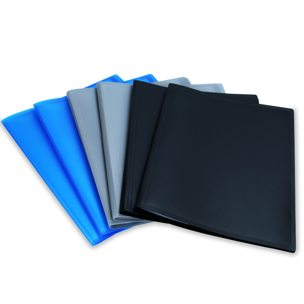 Set of 6 A4 Display Folder | Pukkr Mixed - Image 1