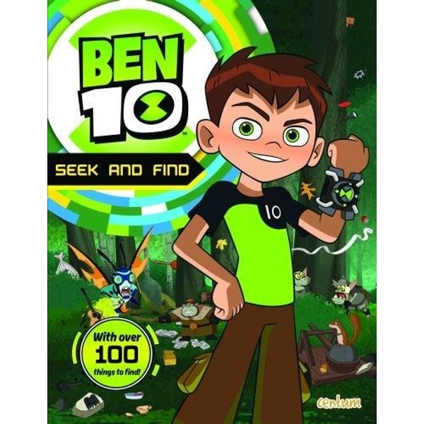 Ben 10 Seek & Find by Centum Books Ltd (Paperback, 2017)