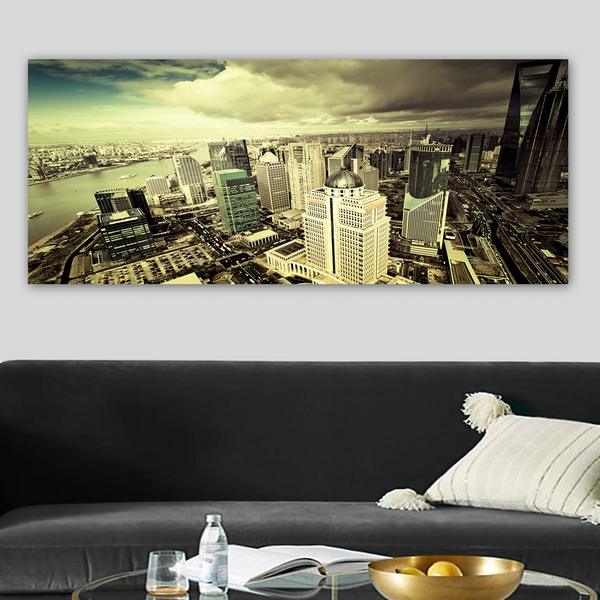 YTY77426968_50120 Multicolor Decorative Canvas Painting