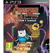 Adventure Time Explore The Dungeon Because I Don't Know Game PS3