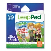 LeapFrog LeapPad Ultra Ebook Leapschool How Not To Clean Your Room