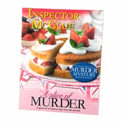 A Slice of Murder - Murder Mystery Dinner Party Game