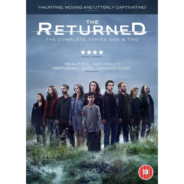The Returned - Series 1-2 DVD