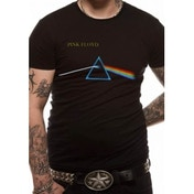 Pink Floyd Dark Side Of The Moon Unisex Small T-Shirt - Black