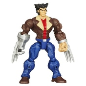 Marvel Hero Mashers Wolverine Action Figure