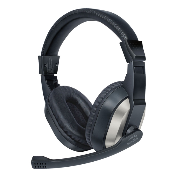 SPEEDLINK Thebe Stereo Headset with Microphone