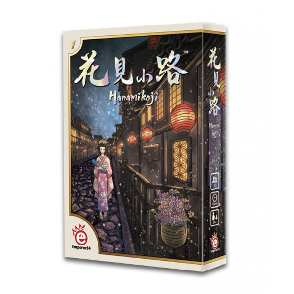 Hanamikoji Board Game - Image 1