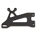 Team Associated B64 Carbon Fiber Floating Servo Brace AS-92041 - Image 2