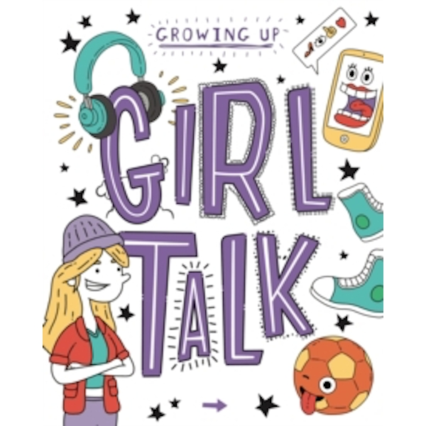 Girl Talk by Lizzie Cox (Paperback, 2017)