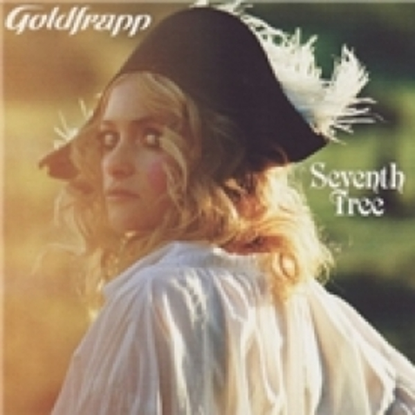 Goldfrapp Seventh Tree CD