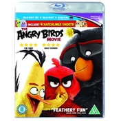 The Angry Birds Movie Blu-ray (Region Free)