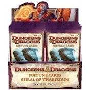 Dungeons And Dragons Fortune Cards Spiral of Tharizdun Trading Cards 24 Packs