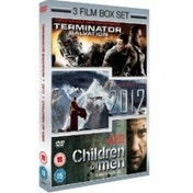 Triple Pack - 2012 / Terminator Salvation / Children Of Men DVD