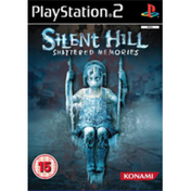 Silent Hill Shattered Memories Game PS2