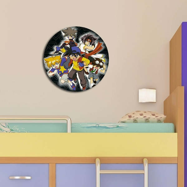 MDFCO-13 Multicolor Decorative MDF Painting