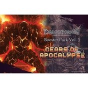 Dragoborne TCG: Vol 3. Gears of Apocalypse Booster Box (20 Packs)
