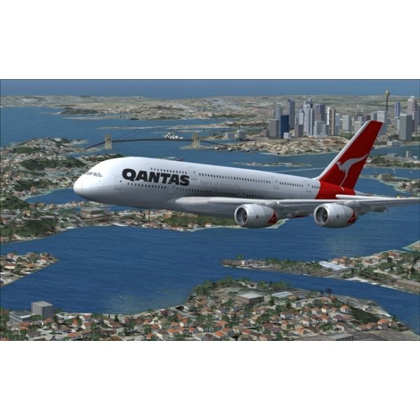 Airbus A380 V2 Modern Airliner Collection Game PC - Image 2
