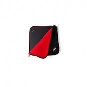 """Lenovo Fitted Carrying Case 14"""" Notebook Red Black"""