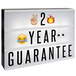 A4 Lightbox with 205 Letters & Emoji | Pukkr - Image 9