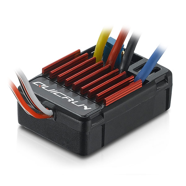 Hobbywing Quicrun 1625 Waterproof 25A Brushed Esc Speed Controller