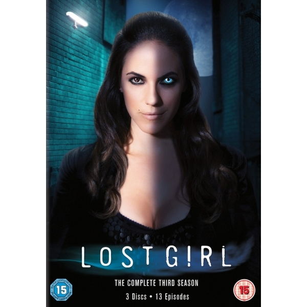 Lost Girl Season 3 DVD