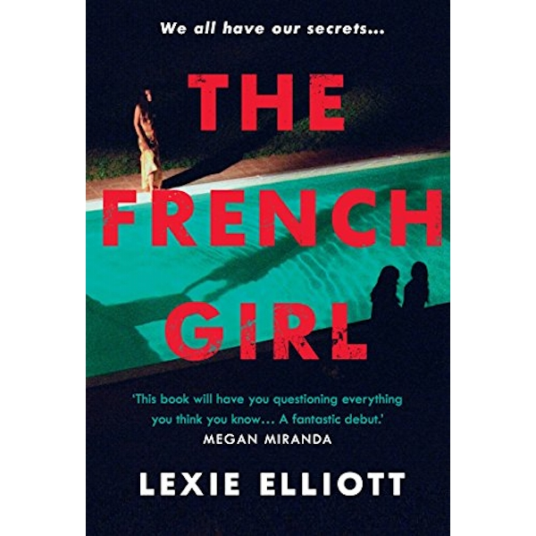 The French Girl  Paperback / softback 2018