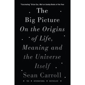 The Big Picture: On the Origins of Life, Meaning, and the Universe Itself by Sean Carroll (Paperback, 2017)