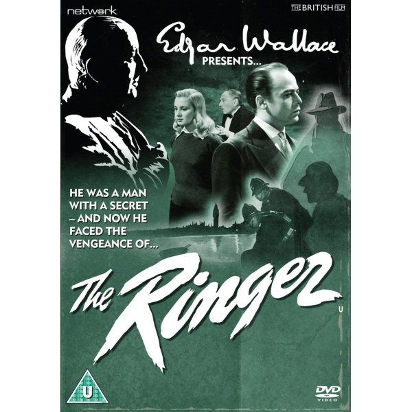 Edgar Wallace Presents The Ringer DVD